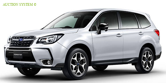 SUBARU FORESTER S LIMITED SMART EDITION