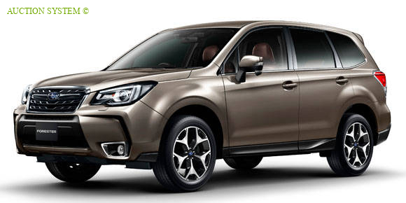 SUBARU FORESTER S LIMITED BROWN LEATHER SELECTION