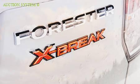 SUBARU FORESTER X BREAK