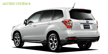 SUBARU FORESTER 2 0I S EYE SIGHT